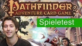 Pathfinder Adventure Card Game: Rise of the Runelords (Spiel) / Anleitung & Rezension / SpieLama