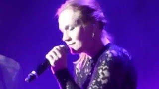 Velvet ~ a-ha & Anneli Drecker LIVE in Oberhausen 20/04/2016