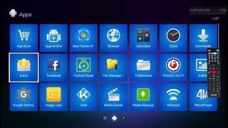 How To Program Your Zoomtak Android Streaming Box