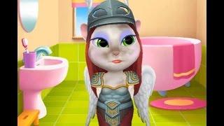 My Talking Angela - Molly, Level-15 Gameplay #18