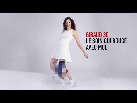 Gibaud - Genouillère GENUGIB 3D BLEU- taille 2