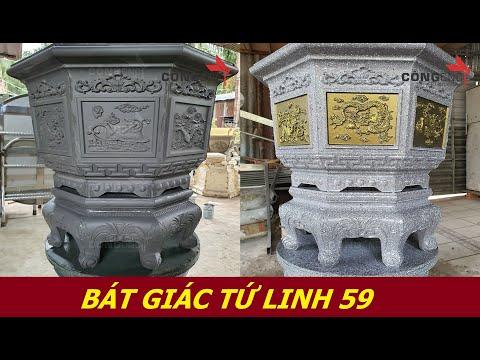 Bát Giác 59 Tứ Linh