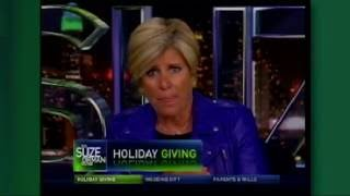 Holiday Giving & Gift Commitment | Suze Orman
