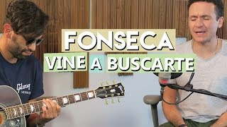 """Fonseca - """"Vine a buscarte"""" (acústico en Radio DIsney)"""