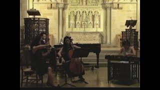 VIDEO: Aris's Lullaby & Fugue, LIVE @ Riverside Church, NYC