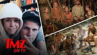 'Survivor' Contestants Violate NDA, $5 Million Fine on the Line | TMZ TV - Video Youtube