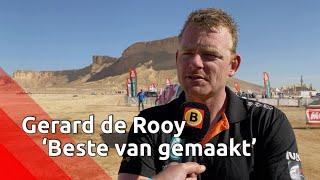 Teameigenaar Gerard de Rooy blikt terug op de Dakar Rally 2020: 'Gemengde gevoelens'