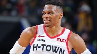 Russell Westbrook Tests Positive! 2020 NBA Season