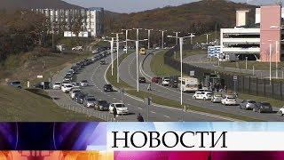 Дмитрий Медведев обсудил с главой Приморского края развитие региона.
