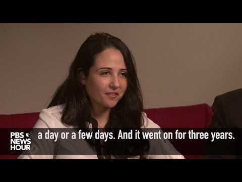 Aya Hijazi on how she was arrested in Egypt