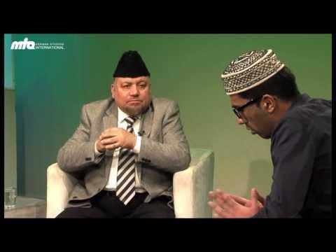 Heutige Vertreter von Propheten