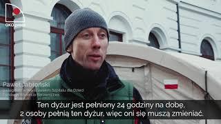 Wolontariusze dla Warszawskiego Szpitala dla Dzieci