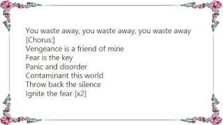 Front Line Assembly - Virus Lyrics