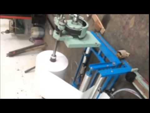 Paper Cup Printing Machine