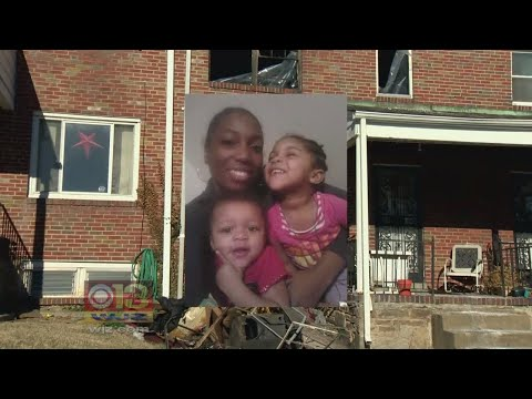 Mother, 5-Year-Old Die In Northeast Baltimore House Fire