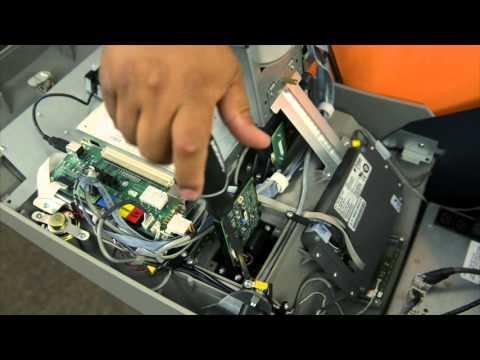 Triton RL5000 XScale EMV Installation