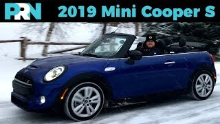 2019 Mini Cooper S Starlight Blue Edition