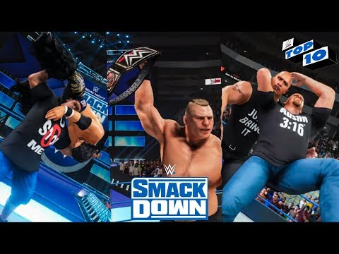 WWE 2K19 Smackdown On Fox Top 5 Things That MIGHT Happen!