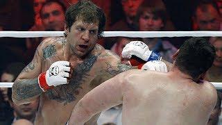 Aleksander EMELIANENKO beats Tadas Rimkevicius | KNOCKOUT, MMA fight HD