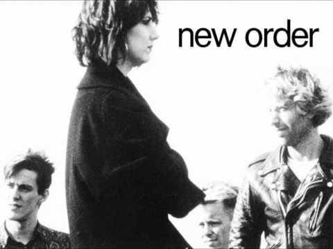 New Order - Your Silent Face (Evening Session 17-10-01)