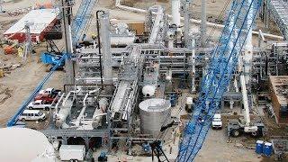 Modular Industrial Process Plants