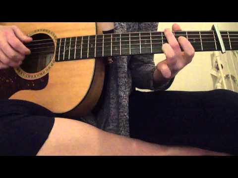 Oceans (Where Feet May Fail) Hillsong United - Acoustic Guitar cover