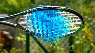 Jelly Tennis - The Slow Mo Guys
