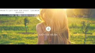 Won't Let You Go feat  Lauren  Daigle Adam Wiles Remix