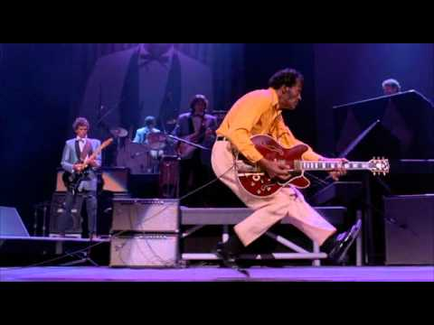 CHUCK BERRY &  KEITH RICHARDS – Nadine