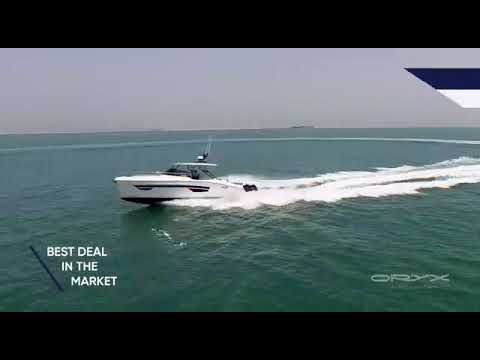 The Gulf Craft fleet in all its glory!