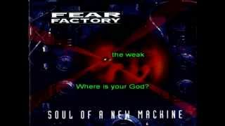 "Fear Factory - Lifeblind ""Lyric"""