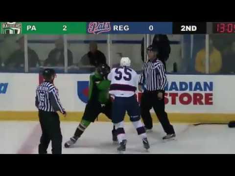 Kody McDonald vs. Liam Schioler