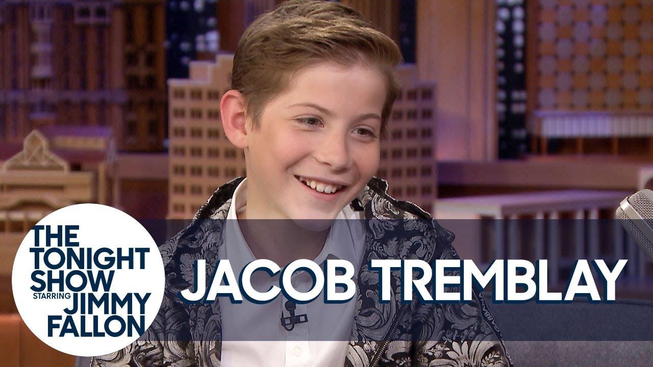 Jacob Tremblay Does His Best Seth Rogen and Arnold Schwarzenegger Impressions thumbnail