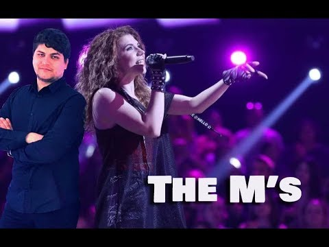 Trupa Cover - The M's (Cosmin & Miruna)