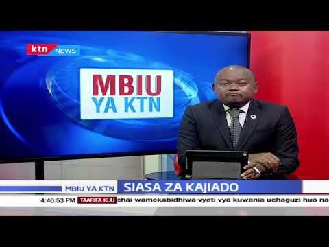 Chaguzi ndogo Western: Wagombea wa uchaguzi mdogo wa Kabuchai na Matungu wakabidhiwa vyeti vyao