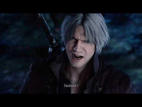 Trailer de gameplay pour Dante de Devil May Cry 5