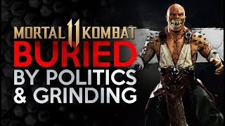 Mortal Kombat 11 - Buried By Politics and Tedious Grinding - The Review