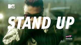 Stand Up | Panasonic Mobile MTV Spoken Word | Manj Musik | Raftaar | BIG Dhillon & O2&SRK