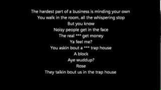 Trap House French Montana/Birdman/Rick Ross clean with Lyrics
