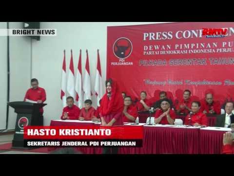 Harapan Besar PDIP Ada di Pundak Hana Hasanah