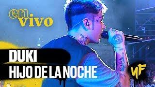 Duki   Hijo De La Noche (en Vivo En #BuenosAiresTrap)