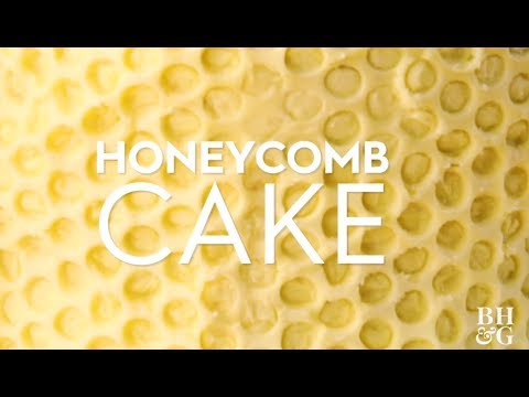Honeycomb Cake | Fun With Food | Better Homes & Gardens