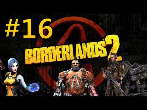 Let's Play Borderlands 2 Co-op Ep  28 \