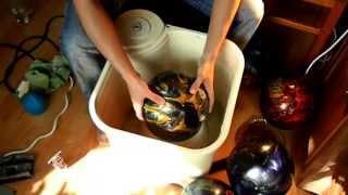 Шлифовка и полировка шаров 2 часть