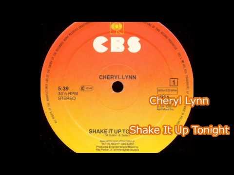 Cheryl Lynn / Shake It Up Tonight