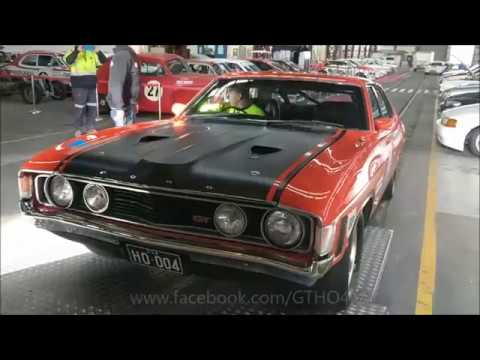 Original Ford Supercar Of Australia One Of  Gt Ho Phase