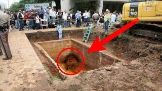 Lihat,!! Saat Penggalian Pekerja Ini Temukan KONTAINER Terkubur, Begitu Dibuka Isinya Bikin GEMPAR