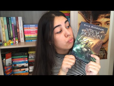 EU LI PERCY JACKSON | Linguagem dos Livros