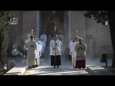 Procession et messe des Cendres à Rome