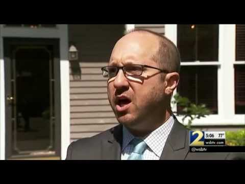 WSB-TV Interviews Lawyer Zimmerman Regarding Ross Harris Hearing